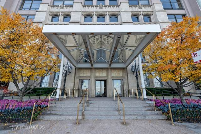 680 N Lake Shore Drive #705, Chicago, IL 60611 (MLS #10953156) :: The Wexler Group at Keller Williams Preferred Realty