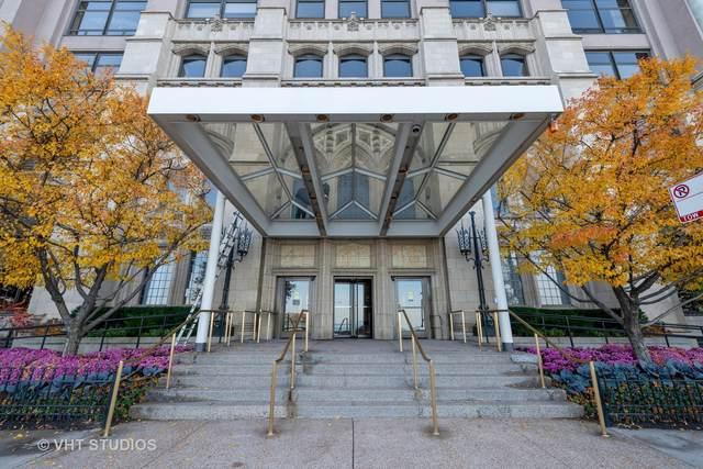 680 N Lake Shore Drive #705, Chicago, IL 60611 (MLS #10953156) :: Helen Oliveri Real Estate