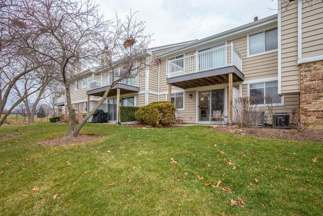 603 Fairbanks Court 1X, Schaumburg, IL 60194 (MLS #10955953) :: The Wexler Group at Keller Williams Preferred Realty