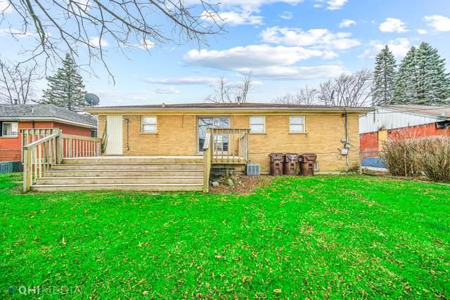 22737 Ridgeway Avenue, Richton Park, IL 60471 (MLS #10956875) :: Suburban Life Realty