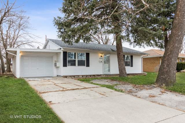 2319 Benedict Avenue, Joliet, IL 60436 (MLS #10956928) :: Jacqui Miller Homes