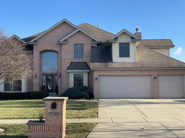 21263 Longview Drive, Frankfort, IL 60423 (MLS #10958682) :: Suburban Life Realty