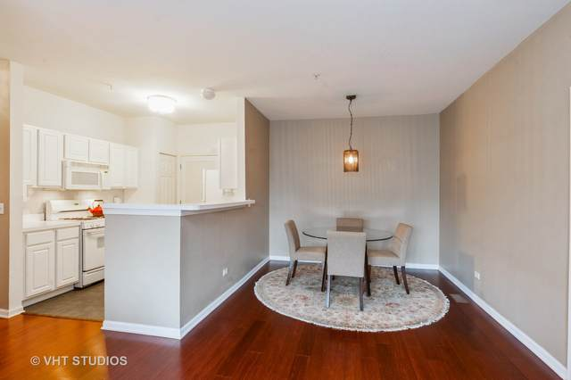 710 Mill Circle #103, Wheeling, IL 60090 (MLS #10959110) :: The Wexler Group at Keller Williams Preferred Realty