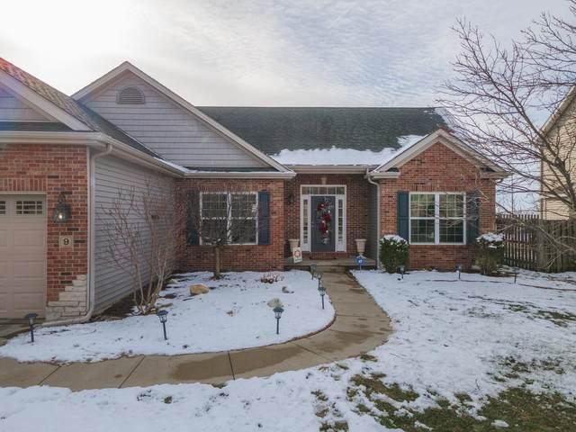 9 Dry Sage Circle, Bloomington, IL 61705 (MLS #10960566) :: Jacqui Miller Homes