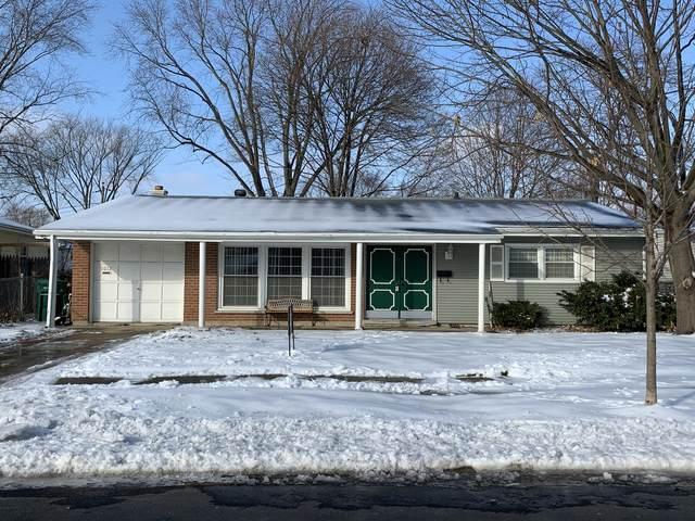 1012 Woodland Drive, Wheeling, IL 60090 (MLS #10960620) :: Jacqui Miller Homes