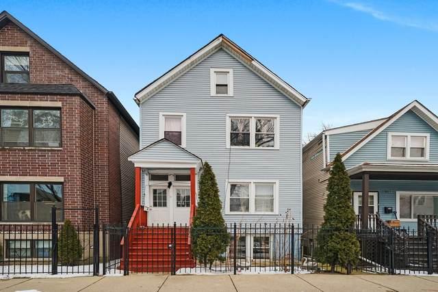 1913 N Francisco Avenue, Chicago, IL 60647 (MLS #10961269) :: John Lyons Real Estate