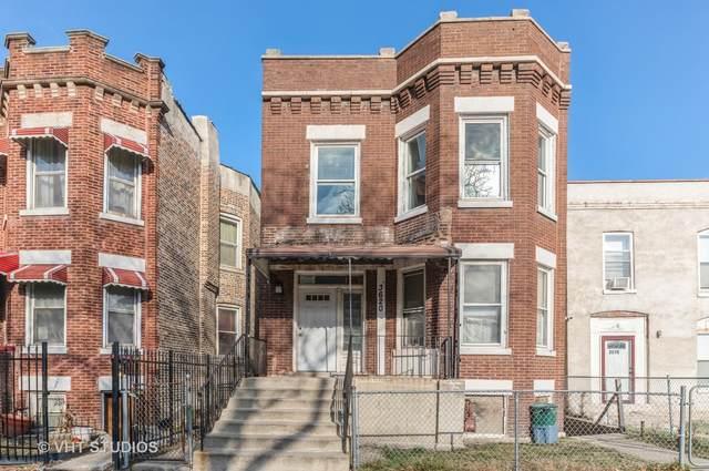 3620 W Flournoy Street, Chicago, IL 60624 (MLS #10961764) :: Schoon Family Group