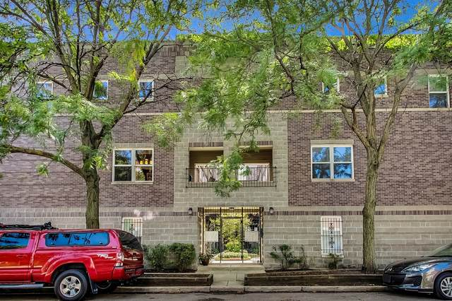 1705 W Lemoyne Street B, Chicago, IL 60622 (MLS #10962454) :: The Wexler Group at Keller Williams Preferred Realty