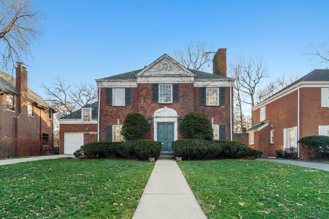 1411 Keystone Avenue, River Forest, IL 60305 (MLS #10962697) :: The Spaniak Team