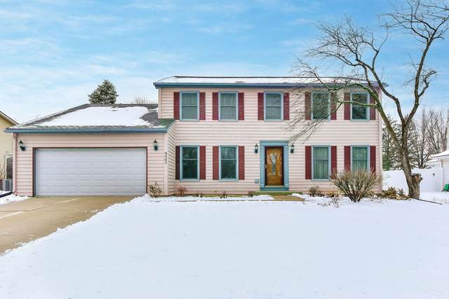 933 Montgomery Court, Naperville, IL 60540 (MLS #10962802) :: John Lyons Real Estate