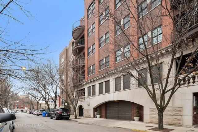 1426 N Orleans Street #204, Chicago, IL 60610 (MLS #10962986) :: Helen Oliveri Real Estate