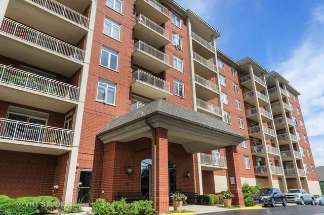 8440 Callie Avenue C106, Morton Grove, IL 60053 (MLS #10963200) :: The Wexler Group at Keller Williams Preferred Realty