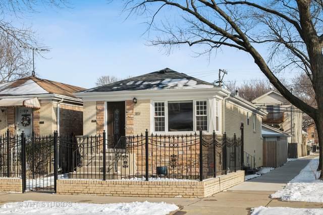 3101 N Spaulding Avenue, Chicago, IL 60618 (MLS #10963284) :: Jacqui Miller Homes