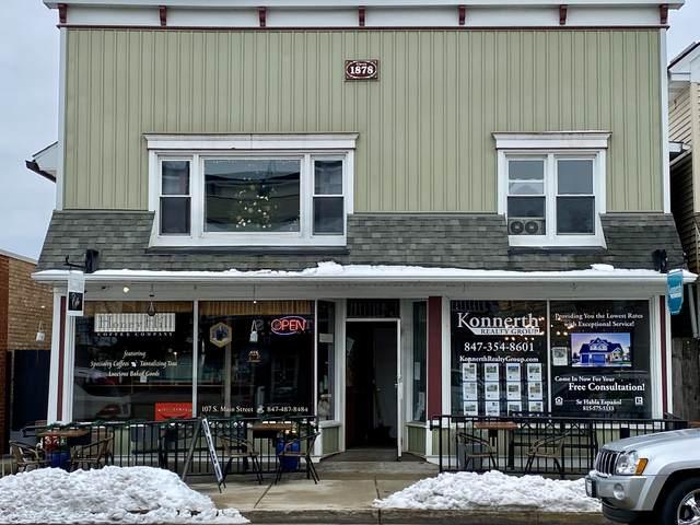 107 S Main Street, Wauconda, IL 60084 (MLS #10965716) :: Schoon Family Group