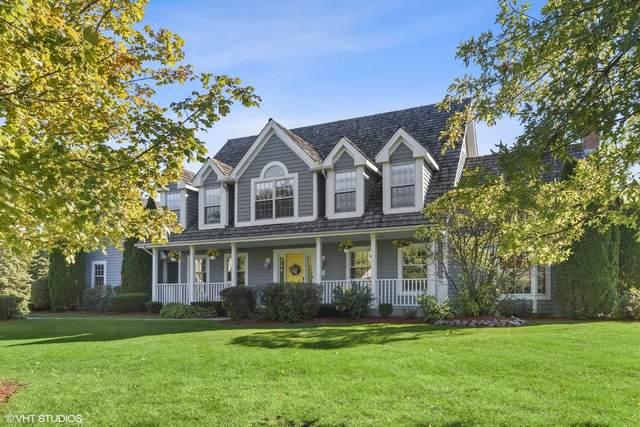 22859 N Ridgewood Lane, Kildeer, IL 60047 (MLS #10965895) :: Helen Oliveri Real Estate