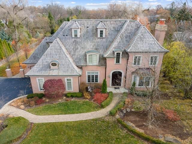 425 Sunset Ridge Road, Northfield, IL 60093 (MLS #10966476) :: Helen Oliveri Real Estate