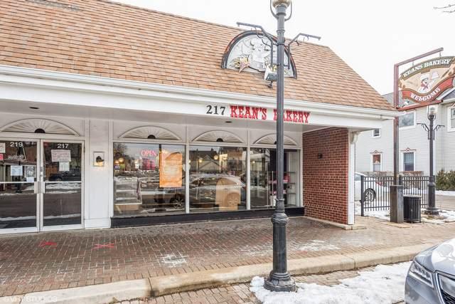 217 N Walnut Street, Itasca, IL 60143 (MLS #10966922) :: The Wexler Group at Keller Williams Preferred Realty