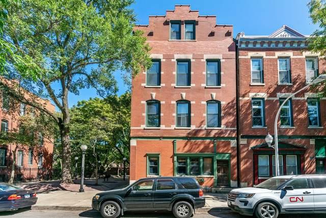 1875 N Sheffield Avenue C, Chicago, IL 60614 (MLS #10967607) :: Helen Oliveri Real Estate