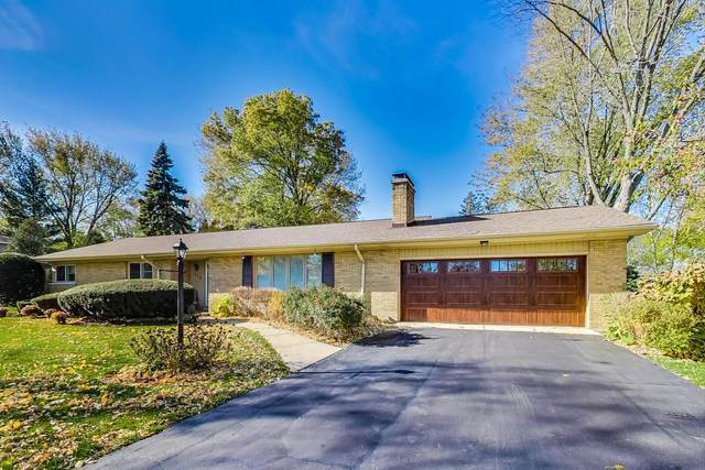 614 S Edgewood Lane, Mount Prospect, IL 60056 (MLS #10967665) :: Helen Oliveri Real Estate