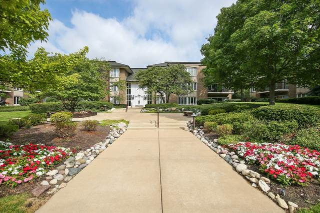 1 Oak Brook Club Drive A209, Oak Brook, IL 60523 (MLS #10967758) :: The Dena Furlow Team - Keller Williams Realty