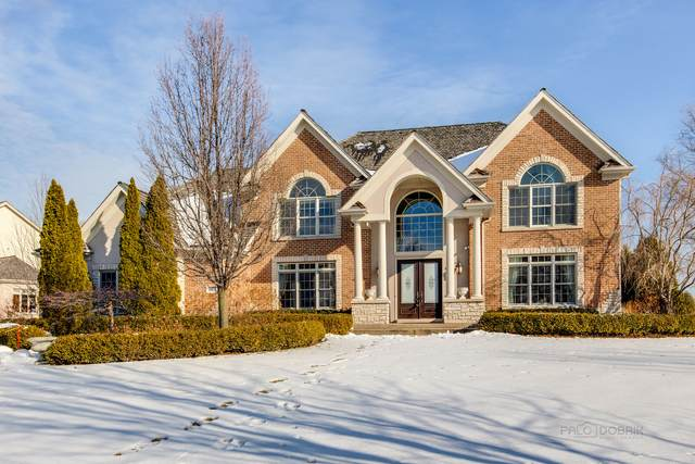 403 Old Mill Circle, Lincolnshire, IL 60069 (MLS #10967793) :: Helen Oliveri Real Estate