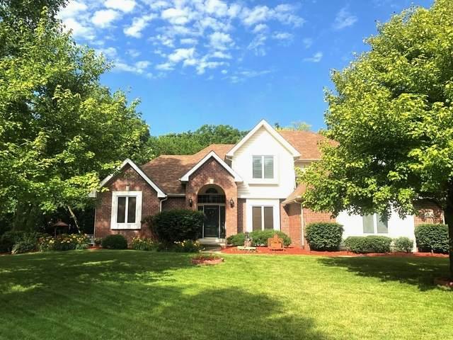 22326 S Newcastle Court, Joliet, IL 60404 (MLS #10967934) :: John Lyons Real Estate