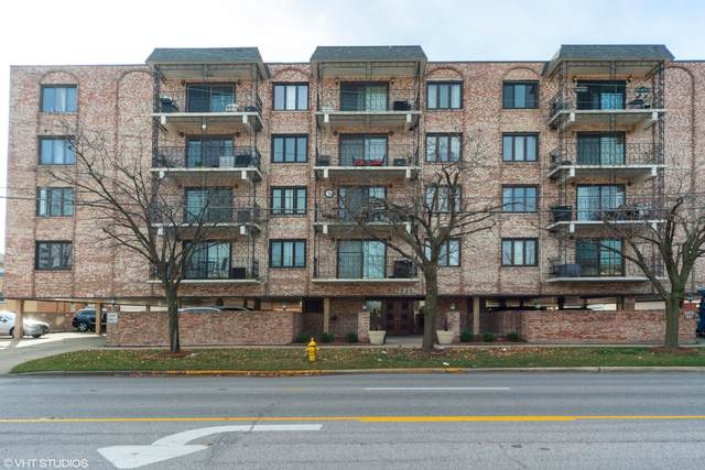 7525 Lawrence Avenue #408, Harwood Heights, IL 60706 (MLS #10968202) :: Janet Jurich