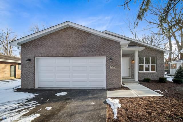555 Hamilton Wood, Chicago Heights, IL 60411 (MLS #10968419) :: Janet Jurich