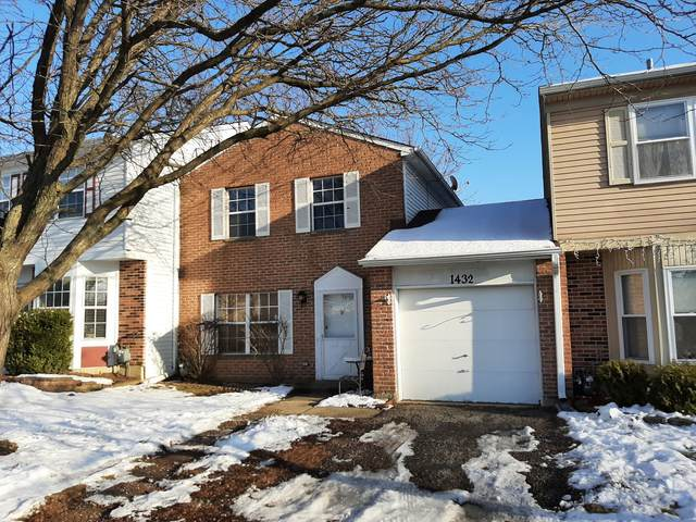 1432 Ash Court, Carol Stream, IL 60188 (MLS #10968538) :: The Wexler Group at Keller Williams Preferred Realty