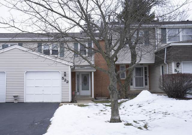 522 Jordan Way, Bolingbrook, IL 60440 (MLS #10968553) :: Angela Walker Homes Real Estate Group