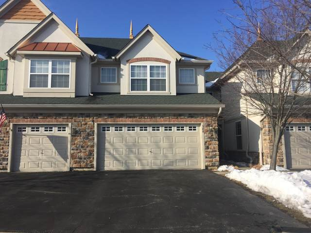 348 E Bay Tree Circle, Vernon Hills, IL 60061 (MLS #10968656) :: Janet Jurich