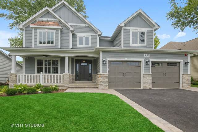 431 Garfield Avenue, Libertyville, IL 60048 (MLS #10969072) :: Helen Oliveri Real Estate