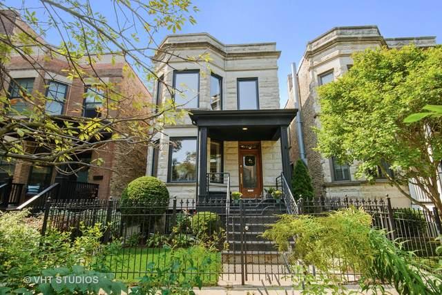 3632 N Paulina Street, Chicago, IL 60613 (MLS #10969535) :: Helen Oliveri Real Estate