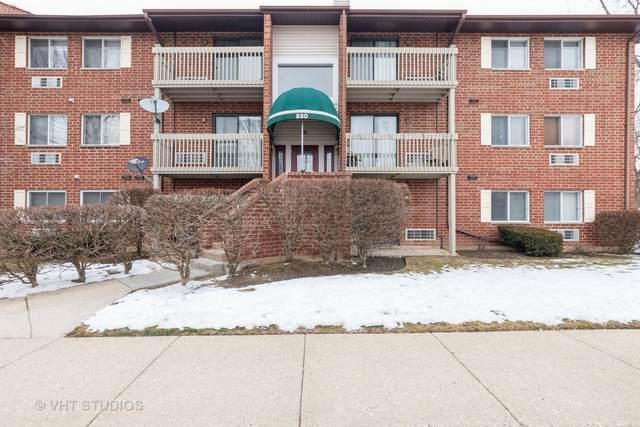 880 N Lakeside Drive 1C, Vernon Hills, IL 60061 (MLS #10970044) :: Helen Oliveri Real Estate