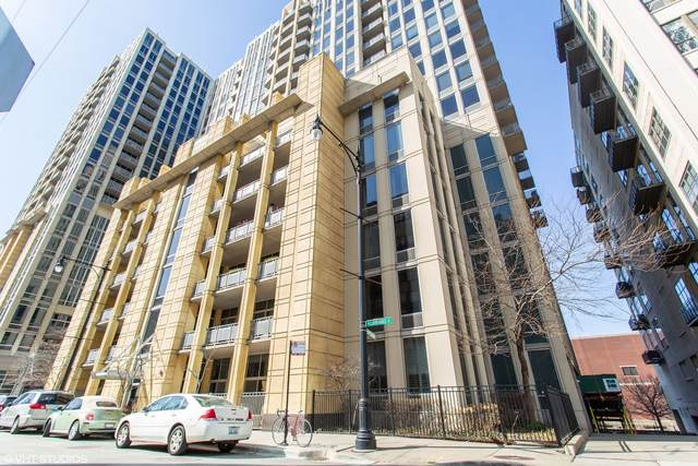 720 N Larrabee Street #905, Chicago, IL 60654 (MLS #10970085) :: The Perotti Group