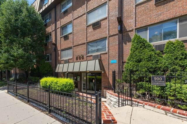 900 W Fullerton Avenue 5F, Chicago, IL 60614 (MLS #10970760) :: Helen Oliveri Real Estate