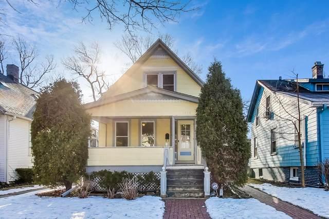 1830 Grant Street, Evanston, IL 60201 (MLS #10970931) :: Helen Oliveri Real Estate