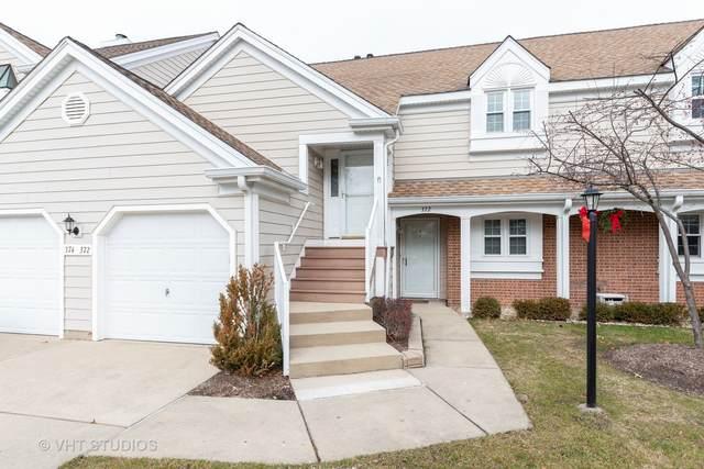 372 Covington Terrace, Buffalo Grove, IL 60089 (MLS #10971134) :: Helen Oliveri Real Estate