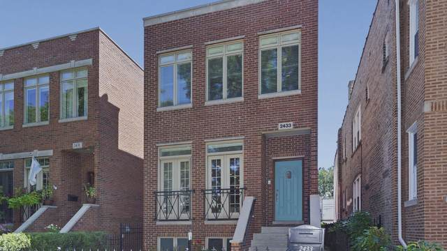 2433 W Winona Street, Chicago, IL 60625 (MLS #10971299) :: Helen Oliveri Real Estate