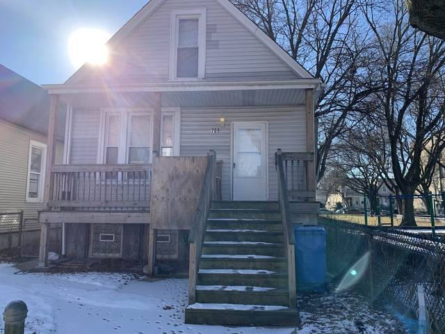 709 W 60th Place, Chicago, IL 60621 (MLS #10971314) :: Suburban Life Realty