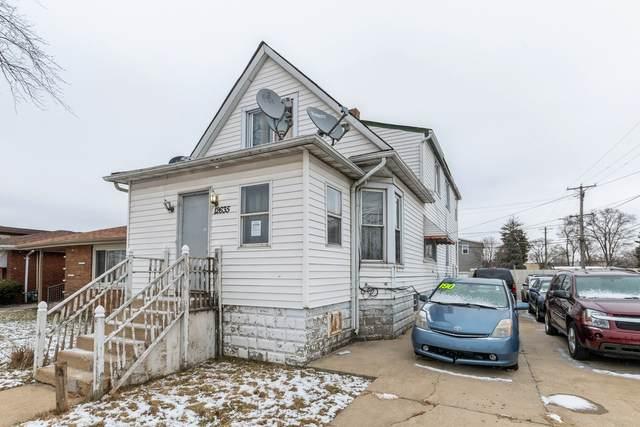 12635 S Winchester Avenue, Calumet Park, IL 60827 (MLS #10971555) :: Jacqui Miller Homes