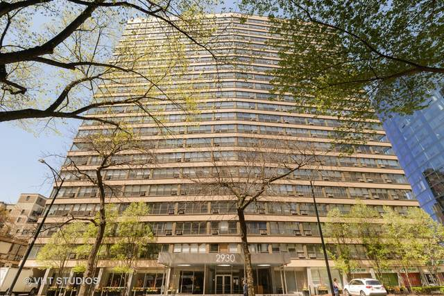 2930 N Sheridan Road #204, Chicago, IL 60657 (MLS #10971650) :: Jacqui Miller Homes
