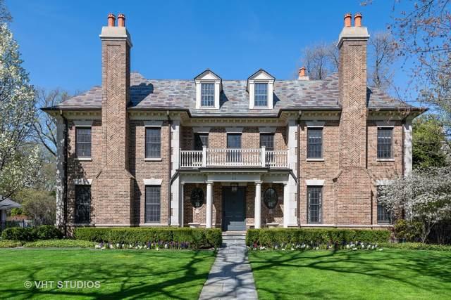 315 Cumnor Road, Kenilworth, IL 60043 (MLS #10971651) :: Helen Oliveri Real Estate
