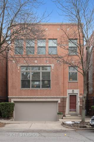 3051 N Paulina Street, Chicago, IL 60657 (MLS #10971760) :: Jacqui Miller Homes