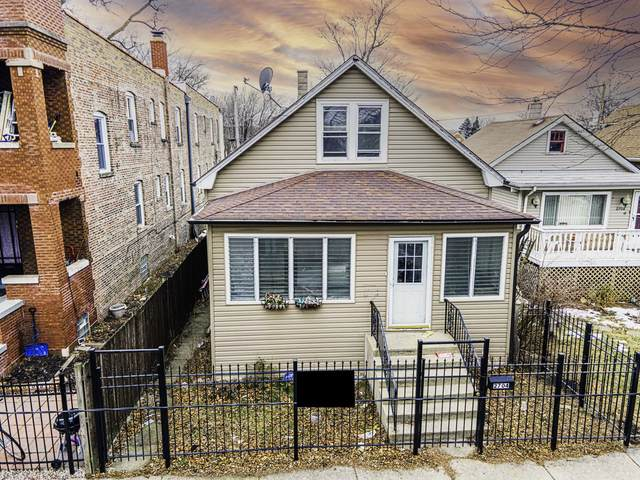2704 N Mcvicker Avenue, Chicago, IL 60639 (MLS #10971878) :: The Wexler Group at Keller Williams Preferred Realty