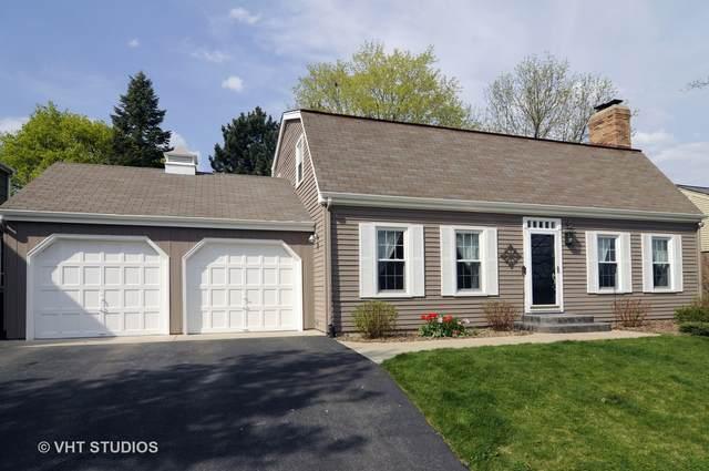 762 E Hillside Avenue, Barrington, IL 60010 (MLS #10972740) :: Ani Real Estate