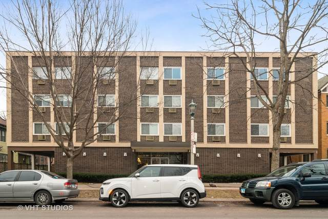 222 N Grove Avenue 1E, Oak Park, IL 60302 (MLS #10972757) :: The Spaniak Team