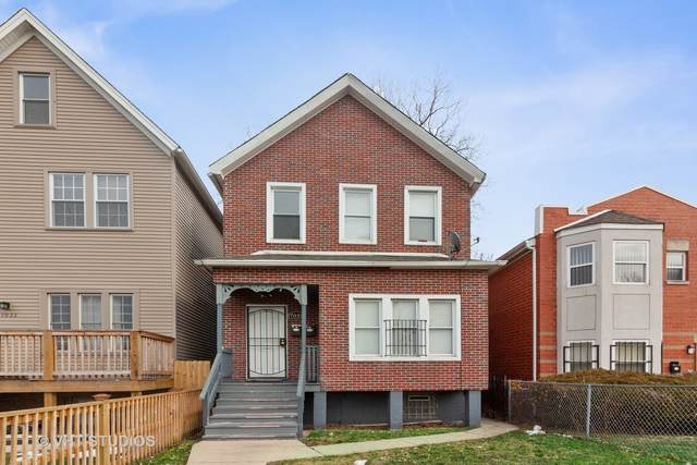 7025 S Dante Avenue, Chicago, IL 60637 (MLS #10972834) :: Littlefield Group
