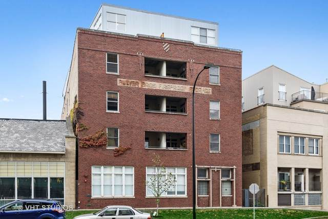 1830 Ridge Avenue #502, Evanston, IL 60201 (MLS #10972931) :: Helen Oliveri Real Estate