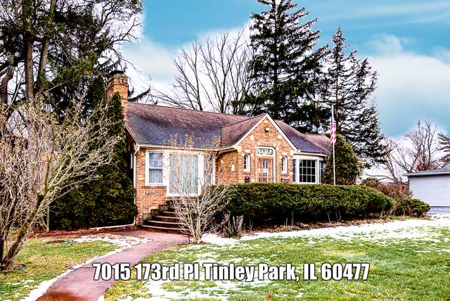7015 W 173rd Place, Tinley Park, IL 60477 (MLS #10972997) :: Helen Oliveri Real Estate